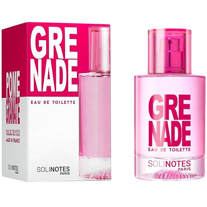 Amazoncom Solinotes Paris Grenade Pomegranate Eau De Parfum