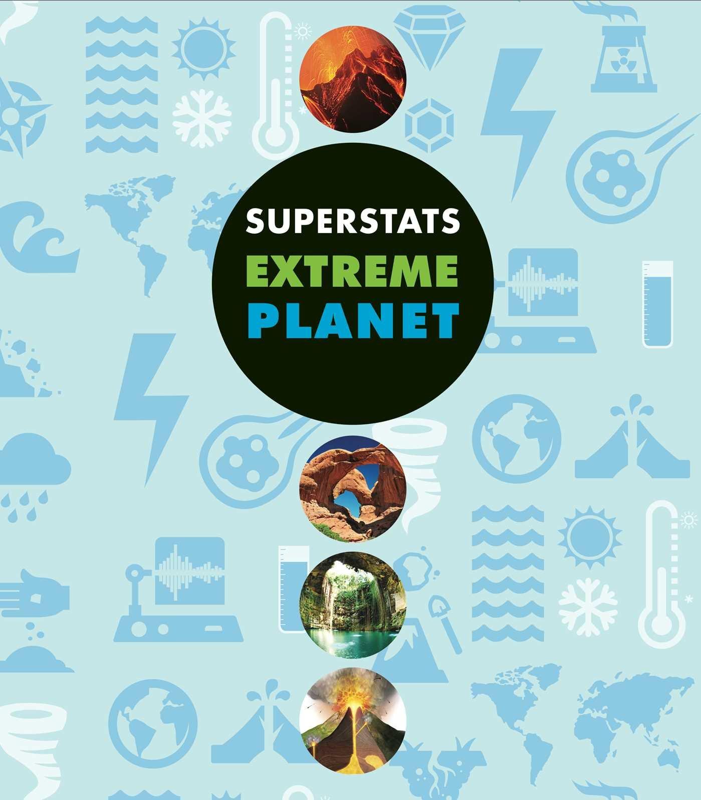 Superstats: Extreme Planet pdf epub