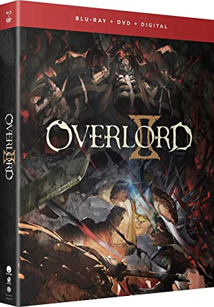 Amazon com: Overlord II: Season Two [Blu-ray]: Chris