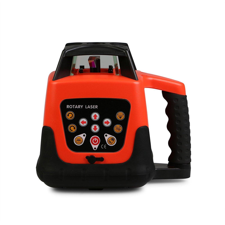 Autocompra Nivel láser Rotativo Autonivelante Nivel Láser Automático Laser Level Rayo Rojo