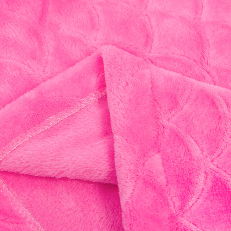 Softan Kids Mermaid Tail Blanket,Plush Soft Flannel Fleece All Seasons Sleeping Blanket Bag,Plain Fish Scale Design Snuggle Blanket,Best Gifts for Girls,17/×39