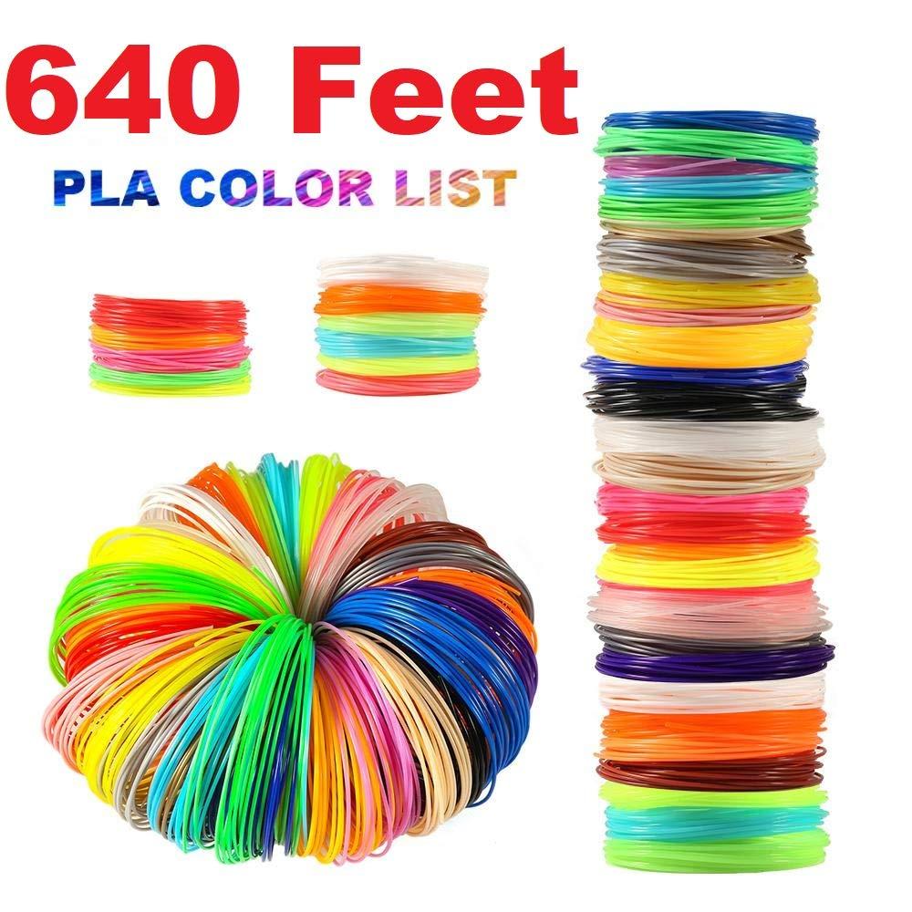 Filamento de filamento 3D para bolígrafo / Filamento de impresora ...