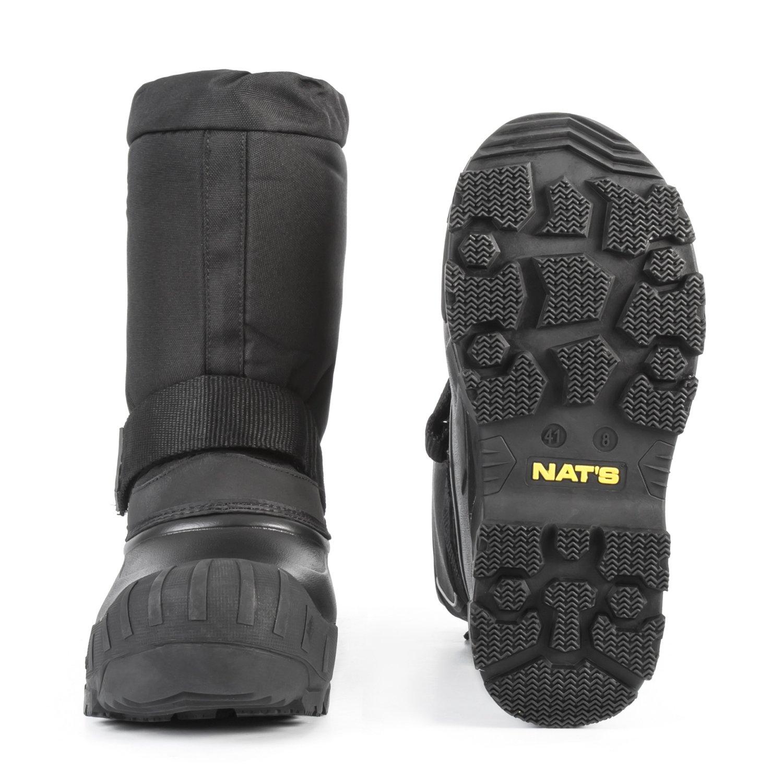 Snowmobile CKX Yukon Boots Size 7 Black Adult Unisex Winter Snow Primaloft Size 7
