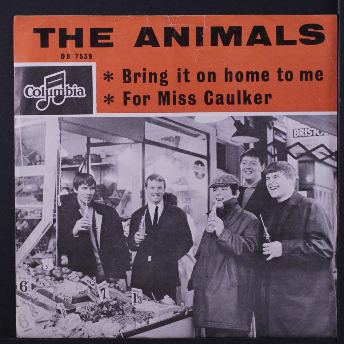 bring it on home to me / for miss caulker