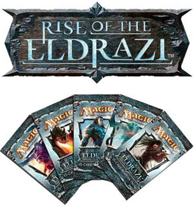 Magic the Gathering - MTG: Rise of the Eldrazi - Fat Pack by Magic: the Gathering: Amazon.es: Juguetes y juegos