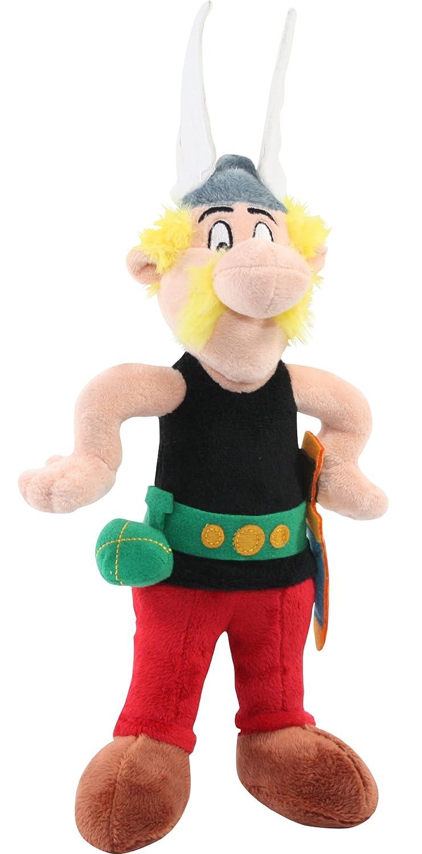 Joy Toy, Asterix e Obelix 006789 - Asterix Peluche, 17 cm