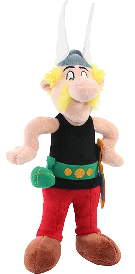 Asterix and Obelix 006789 Plush Toy Asterix 17 cm by BabyCentre