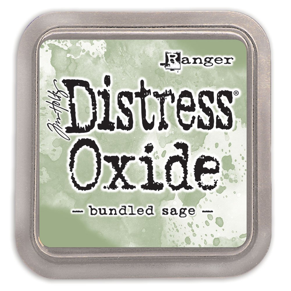 Ranger Bundled Sage Tim Holtz Distress Oxides Ink Pad TDO55853