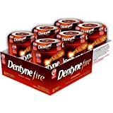 Dentyne Fire Sugar Free Cinnamon Gum, 6 Go Cups (360 Pieces Total)