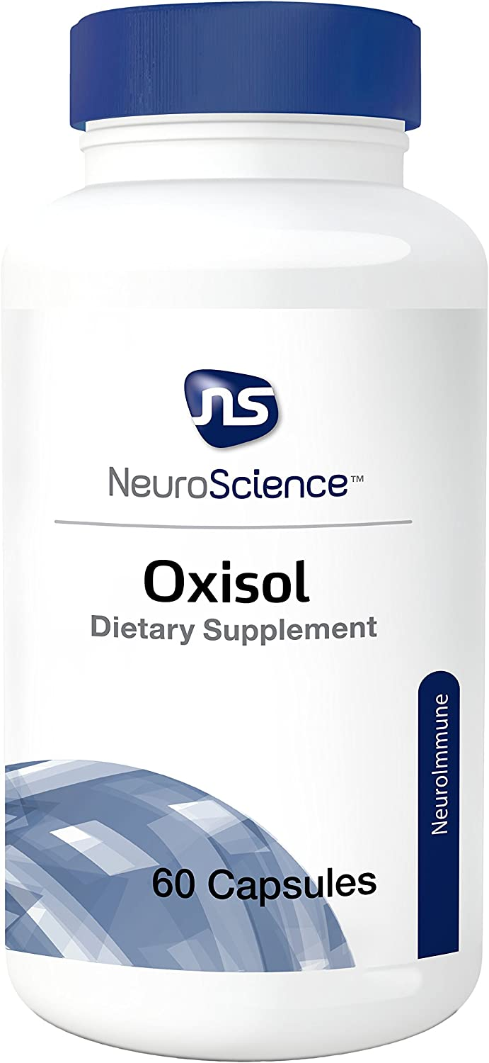NeuroScience Oxisol – Immune and Vision Support Antioxidant Complex with Alpha Lipoic Acid, Vitamin D3, A and K 60 Capsules