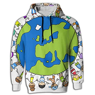 World map family earth mens 3d printed sweatshirt pullover hoodie world map family earth unisex all over print pullover hoodie hooded sweatshirt fricstar gumiabroncs Image collections