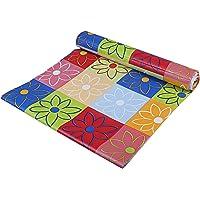 فرشة بنمط مربعات للرف ودرج المطبخ او الخزانة من بلاستيك بي في سي من كوبر اندستريز، متعددة الالوان، لفة بطول 10 امتار