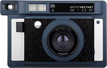 Lomo cuatro Lente de Cámara Compacta película 35mm 4 Lentes Lomography Blanco-Nuevo