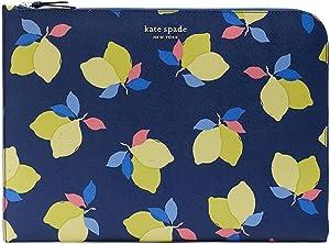 Kate Spade New York Cameron Lemon Laptop Zip Sleeve