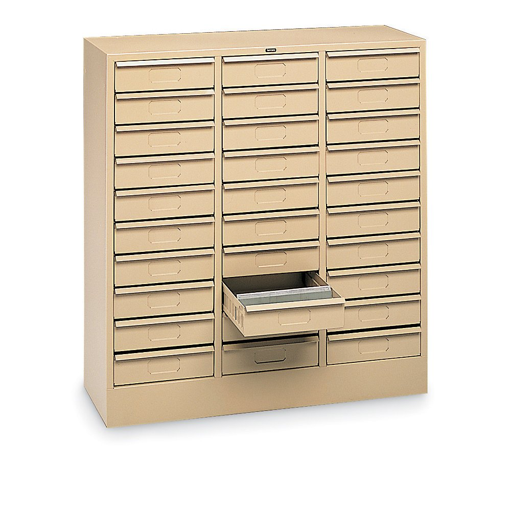 Amazon Com 30 Drawer Organizer Filing Cabinet Color Medium Grey