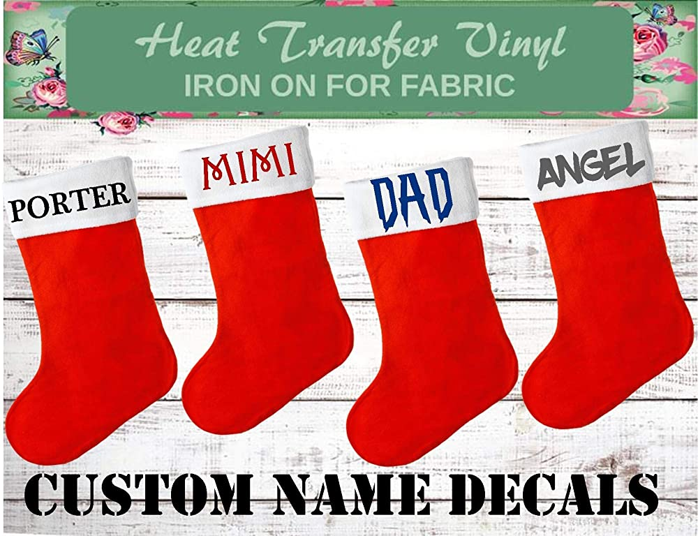 Custom name option Victorian Rose Christmas Stocking #123 Personalized Snowflake Stocking Made to order