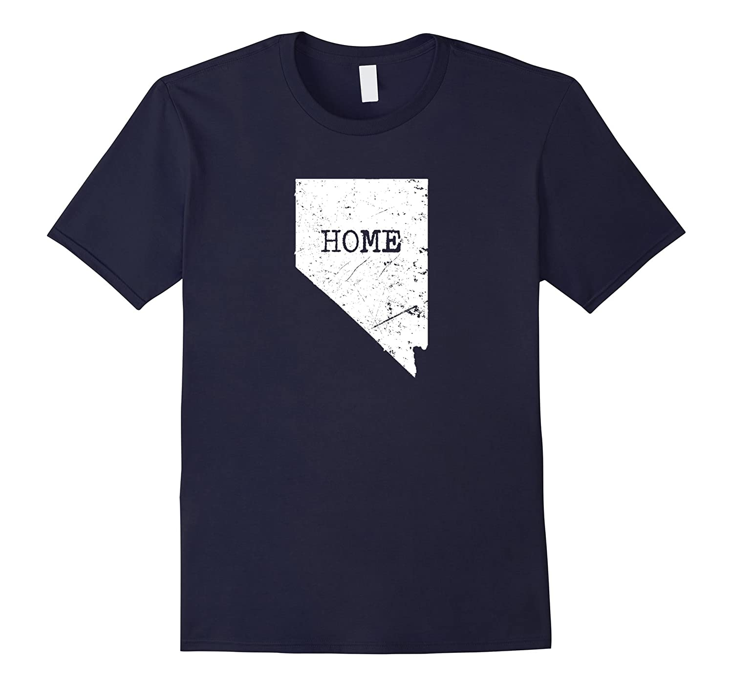 Home Tees: Nevada Is My Home T-Shirt-TH