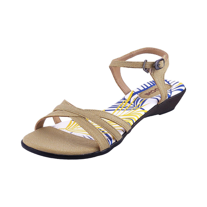 Mochi Women Synthetic Sandals