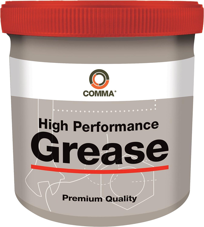 Coma BG2500G 500 g de Alto Rendimiento Grasa para cojinetes