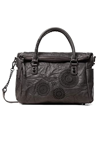Amazon.com: Desigual Mujer Bols albita loverty 19waxpd7 uni ...