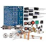 6J1アンプ オーディオボード Amplificador Pre-Amp オーディオミキサー プリアンプ胆汁バッファDIYキット
