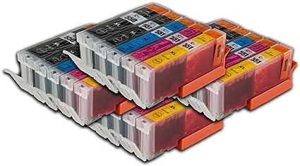 The Ink Squid 4 Compatible Sets de PGI-550/CLI-551 non-OEM ...
