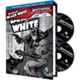 Batman Gotham Knight w/Batman Black & White Anthology Graphic Novel (Blu-ray/DVD/UV)