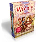 The Kingdom of Wrenly Collection (Includes four magical adventures and a map!): The Lost Stone; The Scarlet Dragon; Sea…