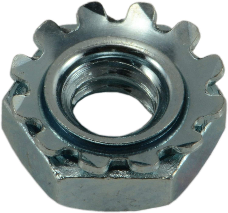 Hard-to-Find Fastener 014973268428 Coarse Kep Lock Nuts 10-24 Piece-100
