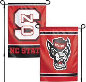 WinCraft NCAA Unisex-Adult 12x18 Garden Style 2 Sided Flag