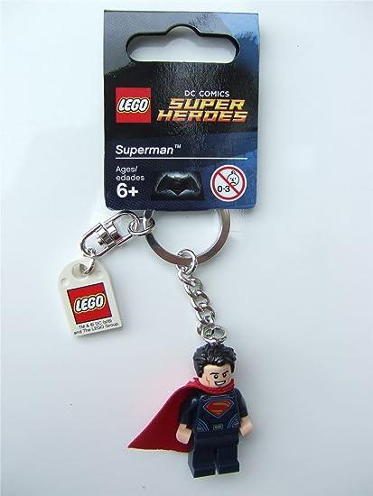 LEGO DC Comics Batman Key Chain NEW Super Heroes