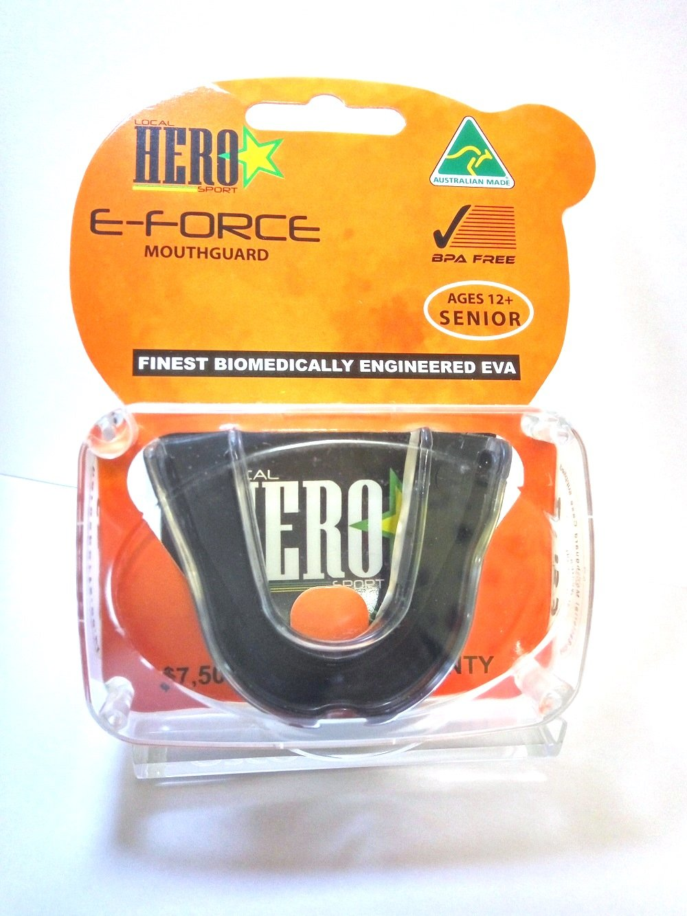 e-force Mouthguards LOCAL HERO SPORTS AUSTRALIA
