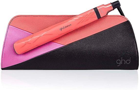 Ghd - Plancha de pelo platinumâ® pink blush collection: Amazon.es: Salud y cuidado personal