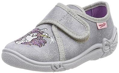 4810aae4c1324 Superfit Mädchen Belinda Hausschuhe  Amazon.de  Schuhe   Handtaschen