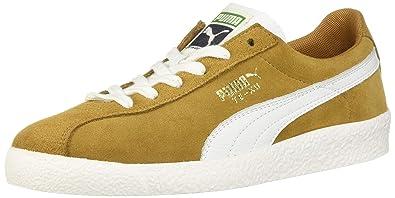 PUMA Men s Te-Ku Prime Sneaker Buckthorn Brown White 2c4c2c755
