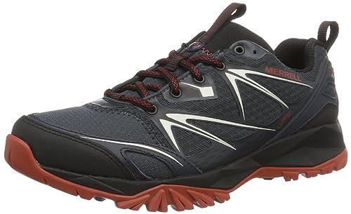 84e072b858e3 Merrell Men s s Capra Bolt GTX High Rise Hiking Boots  Amazon.co.uk ...