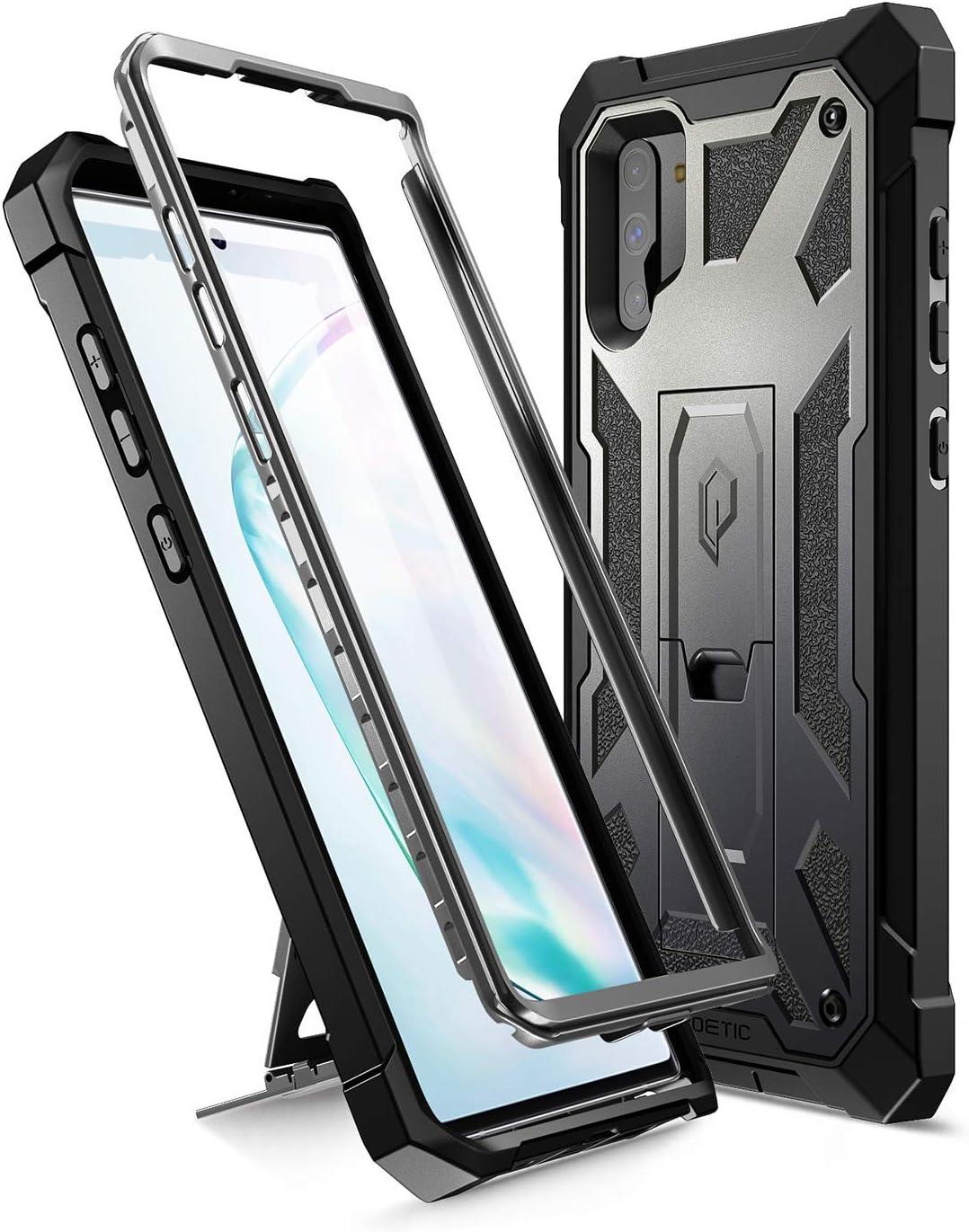 Funda Resistente Para Samsung Note 10 plus (xam)