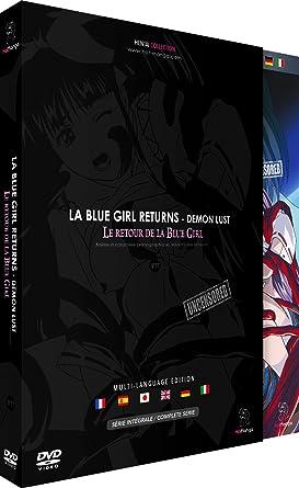 La blue girl returns - le retour de la blue girl Francia DVD ...