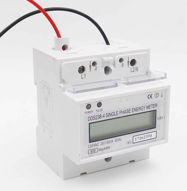 Amazing Kwh Meter Wiring Diagram Adornment - Wiring Diagram Ideas ...