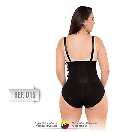 6aab2f170967a All About Shapewear Fajas Colombianas Panty Style Womans Body Shaper  Strapless - Firm Compression at Amazon Women s Clothing store