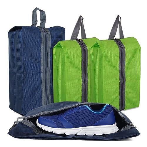 Foldable Storage Bags Shoes Bag Travel Storage Tote Dust Laundry Toiletry Wash Bag Organizer Zip Portable Storage Bag