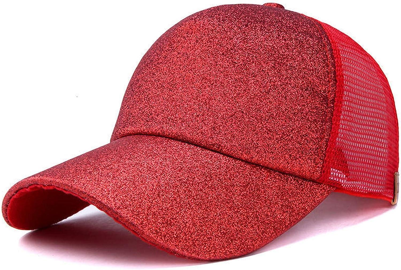 Xivikow 2019 Fashion Ponytail Baseball Cap Women Summer Cap with Mesh Casquette Femme Gorra Dad Hats Womens Cap