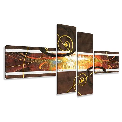 75 opinioni per Visario 6801- Quadro su tela di lino Artstyle, 195 x 80 cm, 4 pezzi