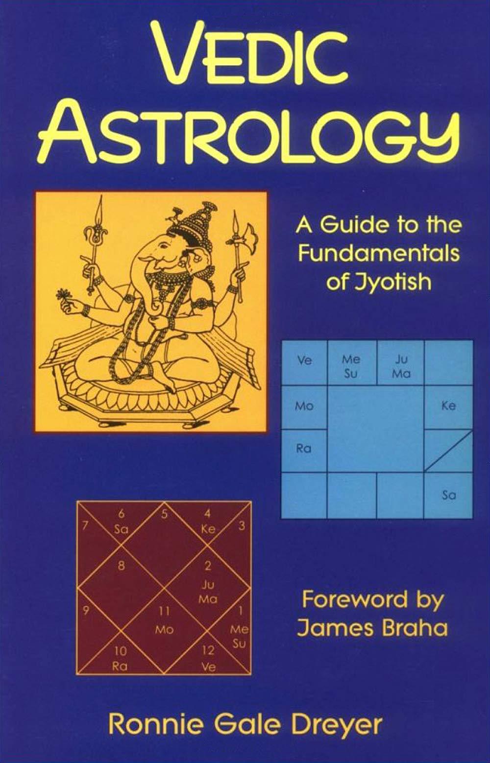 Vedic astrology free books