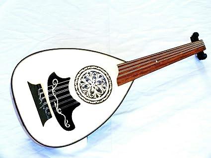 Cuello largo con instrucciones de cuerda de arabe: Amazon.es ...