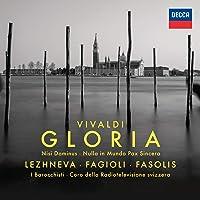 Vivaldi: Gloria; Nisi Dominus; Nulla in mundo pax
