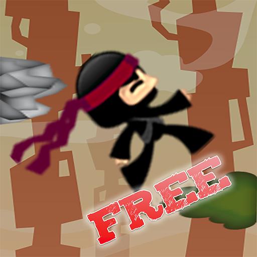 Vertical Wand Climbing Ninja Jump FREE]()