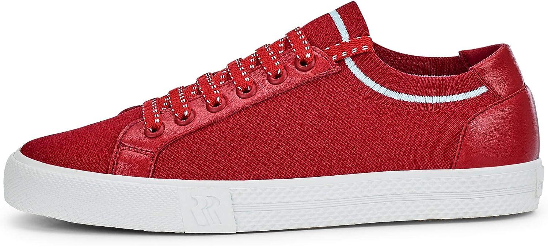 Romika Swan 20014 244 400 Chaussures de sport pour femme Rouge Rouge