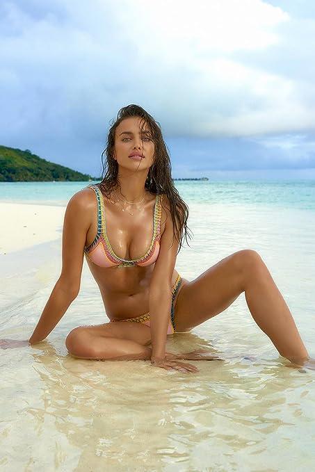 Irina Shayk Sports Illustrated Bikini Hot Sexy Girl Model Poster 20x30