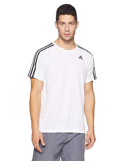 Adidas BK0971 Camiseta Deportiva para Hombre  Amazon.com.mx ... bdc3b0f503810